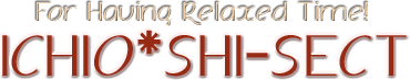 ichio*shi-sect ロゴ