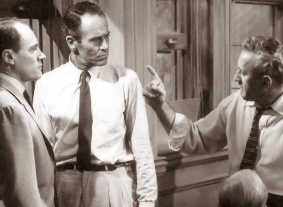 12 angry men themes motifs and symbols Juror one acts as the foreman he has an air of authority above the rest of the jurors he generally does not speak unless a tense conflict arises between the jurors.