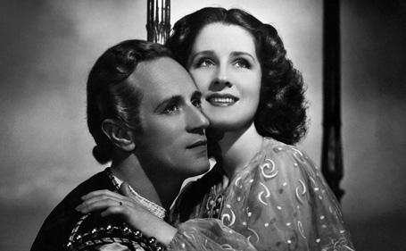 レスリー・ハワード Leslie Howard & ノーマ・シアラー Norma Shearer