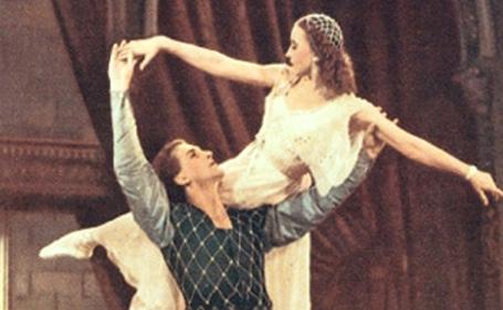 ユーリ・ジダーノフ YuriZhdanov & ガリーナ・ウラノワ  Galina Ulanova