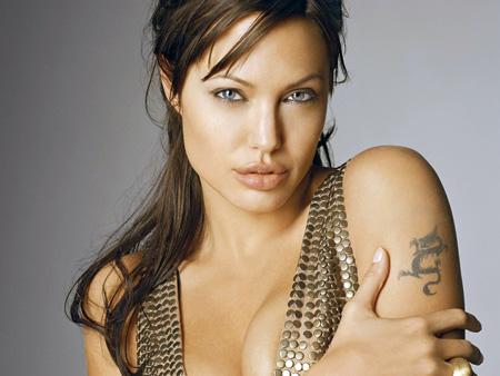 アンジェリーナ・ジョリー Angelina Jolie